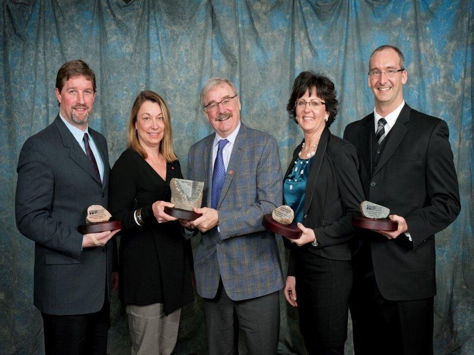 Allnorth was a Finalist for the North Saskatoon Business Association (NSBA) Safe Employer Award