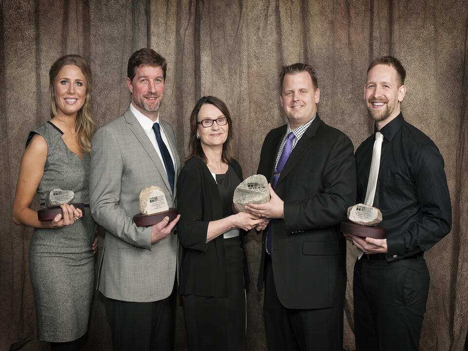 2014 Finalists for the NSBA Safe Employer and Employee Retention Award
