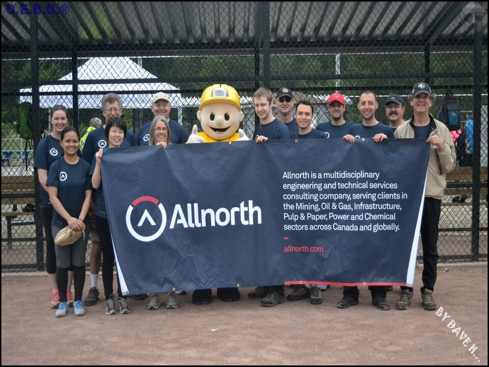 Allnorth Goes to Bat for BC's Kids