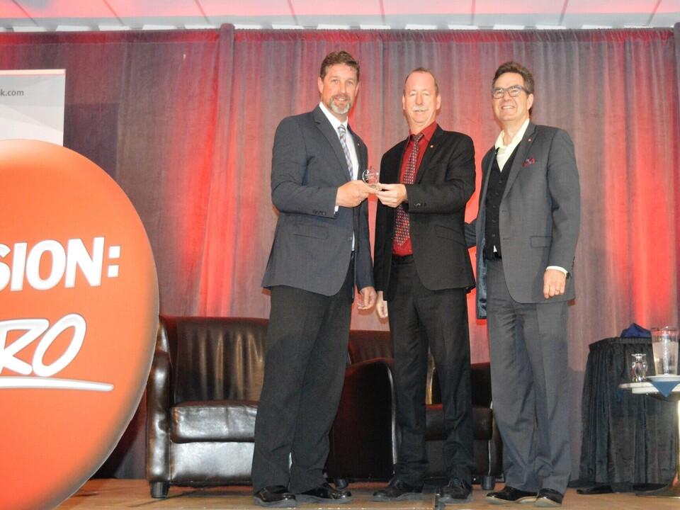 Allnorth Receives an Award from Safe Saskatchewan's Mission: Zero Awards