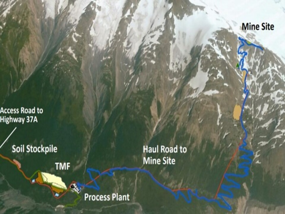 IDM Mining retains Allnorth to support a System Impact Study on the Red Mountain Gold Project