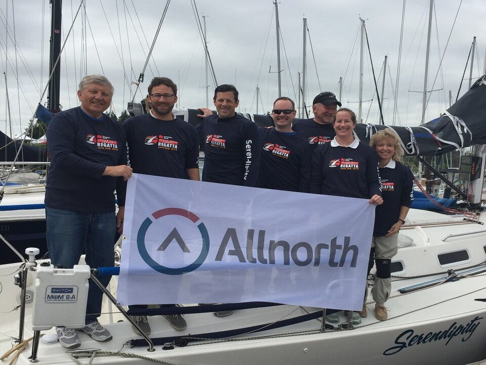 Allnorth Vancouver participates in National Bank 27th Annual Easter Seals Charity Regatta