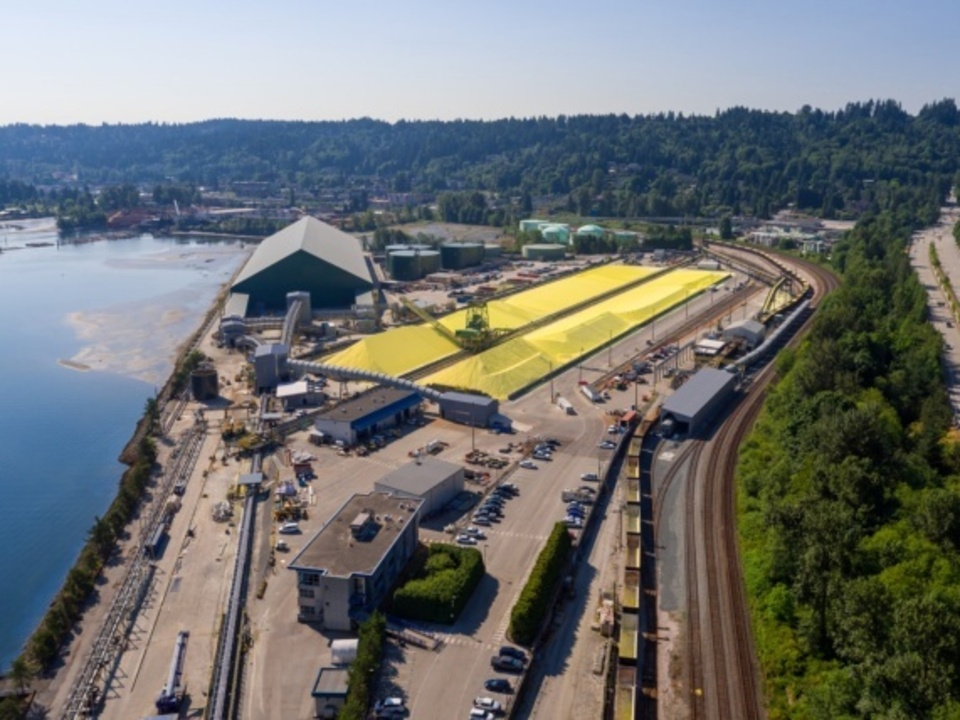 Allnorth Provides EPCM Support to K+S Potash Canada to Help Ship Potash Internationally