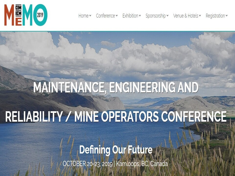 Allnorth's Olav Mejia, MASc, P.Eng – Principal Process Engineer to be presenting author at Canadian Institute of Mining, Metallurgy and Petroleum (CIM) MEMO Conference in Kamloops, BC