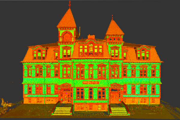 3D Scanning and Modelling – Lunenburg Academy