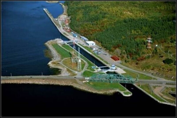 Canso Causeway Swing Bridge Mechanical and Electrical Detailed Design