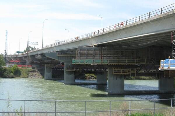 Crowchild Trail Improvement Project – Engineering Services