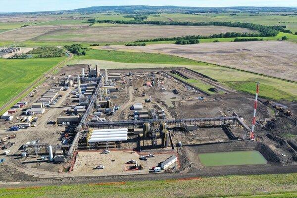 Materials Testing Services – Tidewater Pipestone Sour Gas Plant, Grande Prairie, AB