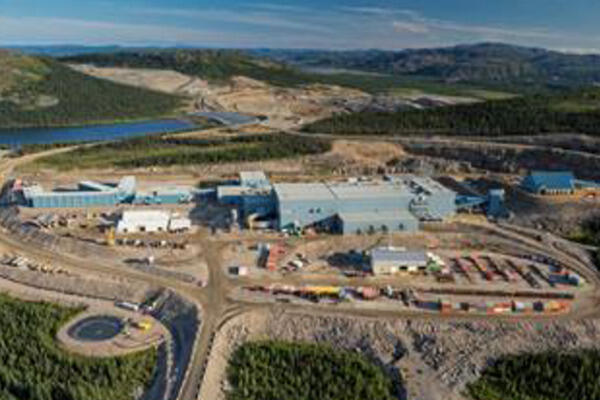 Materials Testing and Inspection Services – Voisey's Bay Mine Expansion, Labrador NL