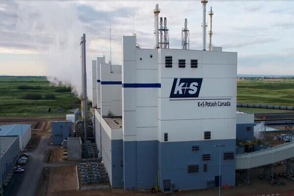 Survey Services at K+S Bethune Mine, SK