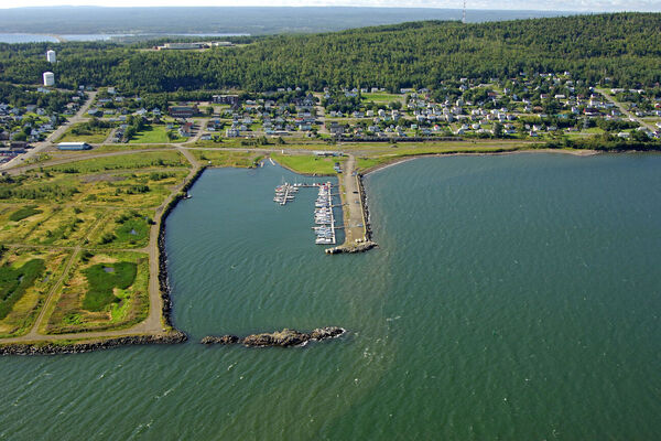 Dalhousie Regional Marina Bathymetry Survey