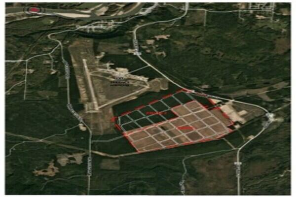 QETDZ Industrial Park – General Development, Terrace, BC