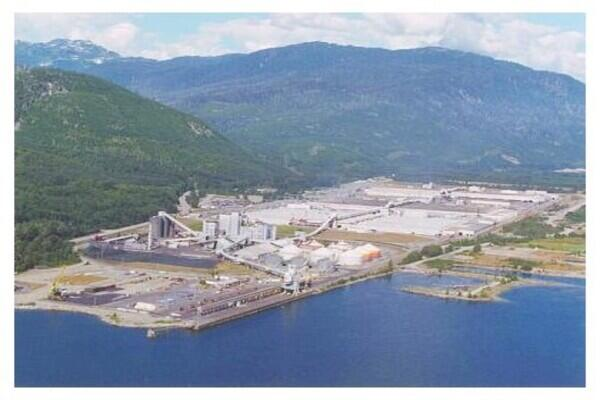 Kitimat Modernization Project, BC – Materials Testing and Survey Services