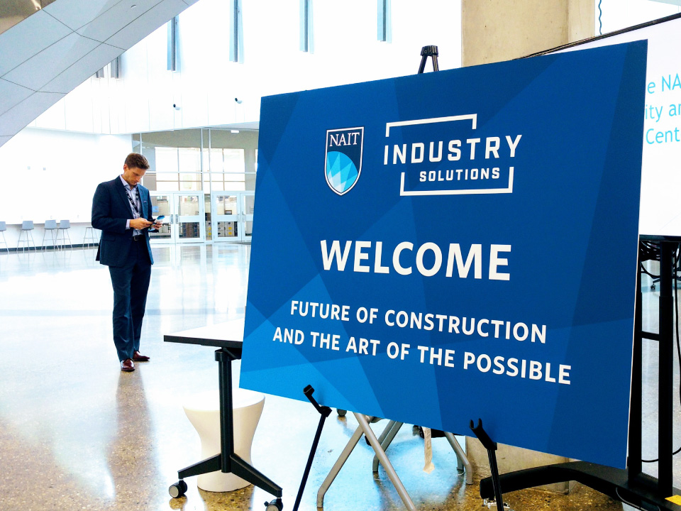 Northern Alberta Institute of Technology [NAIT] and Industry Leaders Partner to Advance Innovation in Construction