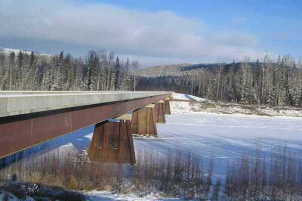 Muskwa River Bridge