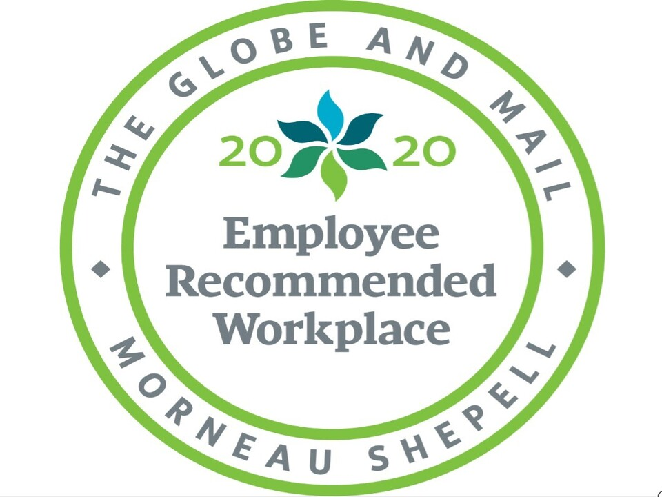 Allnorth Wins Employee Recommended Workplace Award for Third Straight Year in 2020