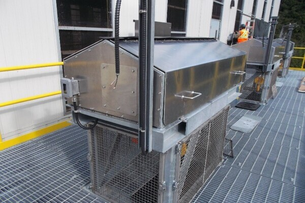 Draft Tube Maintenance Gate (DTMG) Hoist Replacement – Clowhom Hydro Station